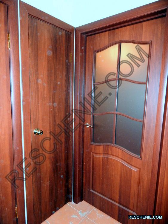купить межкомнатные двери под ключ